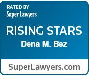 Rising Stars Super Lawyers Dena Bez